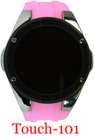 Touch-101 Silicone Band Watch