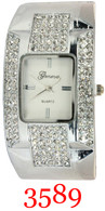 BS3589 Ladies' Metal Bangle Watch