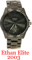 Ethan Elite-2003 Men's Metal Band Watch