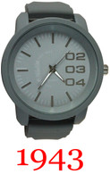 1943 Men's Silicone Band Watch