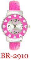 BR-2910 Geneva Ladies' Bangle Watch