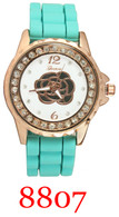 8807 Ladies' Silicone Band Watch
