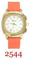 2544 Ladies' Silicone Band Watch