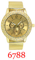 6788 Ladies' Mesh Band Watch