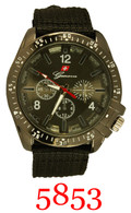 5853 Men's Army Style Watch