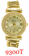 9300T Ladies' Metal Band Watch