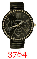 3784 Ladies' Stretch Metal Band Watch