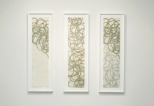 Winter, Joan, Shift I, II, III, 2008, aquatint on Japan paper