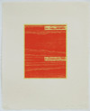 Conner, Ann, Logs 1, 2001, color woodcut, 20.5 x 16.5 in.