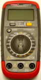Digital LCR meter UA6243L 19 ranges