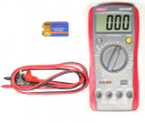 Manual 30 range digital multimeter UA9205N