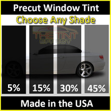 Chevrolet Camaro 1982-2018 (Front Windows) Precut Window Tint Kit Automotive Window Film