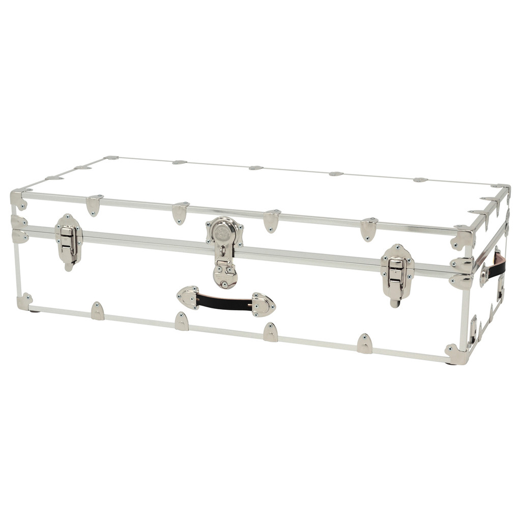 "Rhino Trundle Under-bed Trunk, 44""X20""X12""."