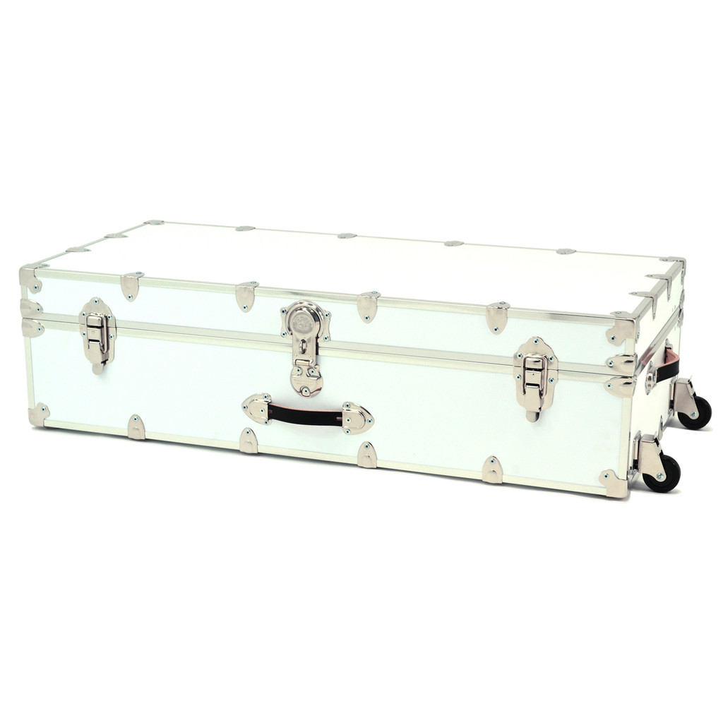 Rhino Trundle Under-bed Storage Trunk with wheels.