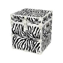 """Rhino Zebra Cube - 18"""" x 18"""" x 20"""" - Front"""