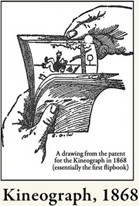 photo of a kineograph