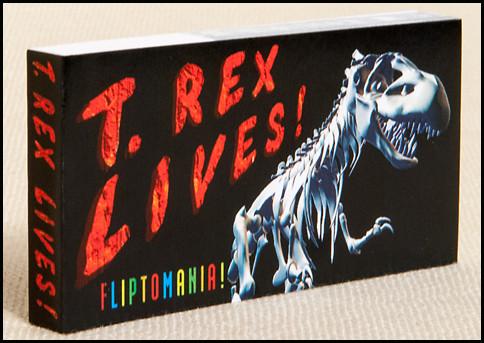T. Rex Lives! Flipbook