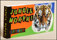 Jungle Morph! Flipbook Cover