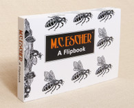 M.C. Escher (Large Format) Flipbook Cover