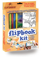 Bible Tales Flipbook Kit