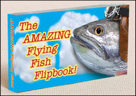 Amazing Flying Fish Flipbook