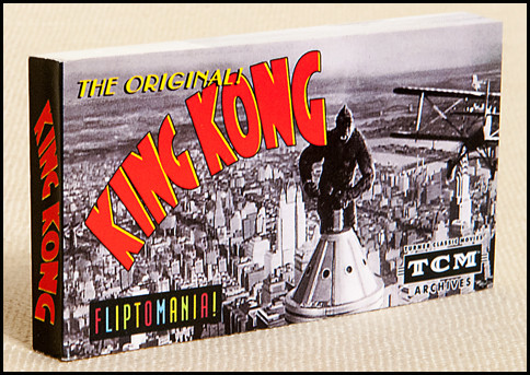 King Kong (the original!) Flipbook | Kong | New York | Empire State Buliding