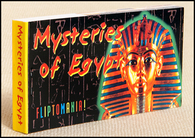 Fliptomania's Mysteries of Egypt flip book.
