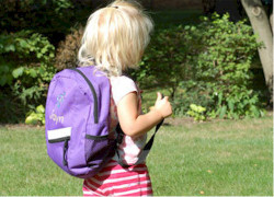 Little Kids Personalized Backpacks