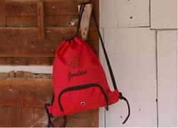 Kids Personalized Ultimate Drawstring Bag