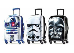 Star Wars Rolling Luggage