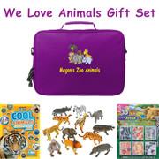 Animal Treasure Gift Set