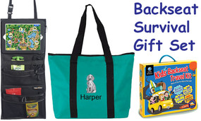 Backseat Survival Gift Set