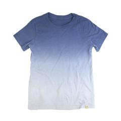 Ombre T-Shirt - Royal Navy