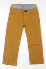 Poplin Pants - Yellow Gold