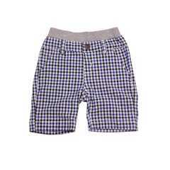 Seersucker Shorts - Mulit Royal