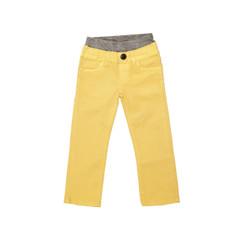 Poplin Pants - Banana Garment Dyed
