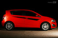 2012 & up Chevy Sonic Hatchback Side Stripe