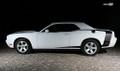 """2008-2014 Dodge Challenger Reverse """"C-Stripe"""" Quarter Side Panel Stripes Decals"""
