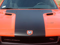2008-2010 Dodge Challenger Hood T-Stripe Decal