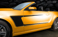 "2013-2014 Mustang ""C-STRIPE"" vinyl side decal graphic"