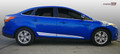 2011-2014 Ford Focus Rocker Panel Side Stripes