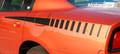 2011-2014 Dodge Charger Rear Quarter Panel Side Strobe Stripes.