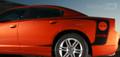 2011-2014 Dodge Charger Rear Quarter Panel Side C-Stripes Decals Graphics