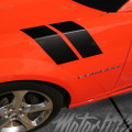 2014-2016 Chevy Camaro Fender Side Hash Marks Racing Stripes Decals Graphics