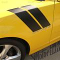 2014-2016 Chevy Camaro Fender Side Hash Sport Racing Stripes Decals LeMans