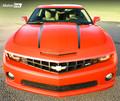 2010-2013 Chevrolet Camaro Hood Spears Side Stripes Decals Vinyl 2011 2012 2013
