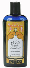 Wu Family Massage Liniment