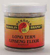 Long Term Ginseng Elixir
