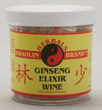 Ginseng Elixir Wine
