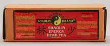 Shaolin Energy Tea